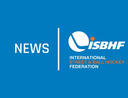 ISBHF News – January